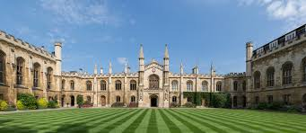 corpus christi college cambridge wikipedia