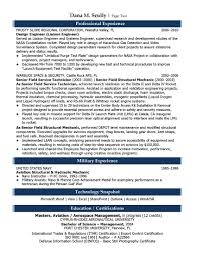 Job Resume Examples 2014 by Resume Reliability Engineer Resume