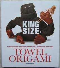 bathroom towel folding ideas king size towel origami 50 fantastic folding projects for your