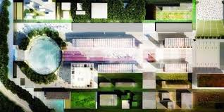 amazing home design 2015 expo the slabs gorgeous italian pavilion crowned with a sky garden