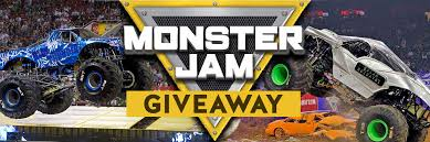 monster jam giveaway ourquadcities