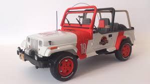 toy jeep car jurassic park jeep toy
