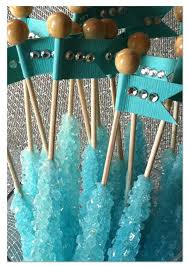 Tiffany Blue Candy Buffet by Display Idea Taking Colored Candy To Another Level This Is The