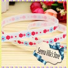 designer ribbon popular custom printed ribbon buy cheap custom printed ribbon lots