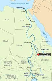 Map Of Egypt And Africa by The Vanishing Nile A Great River Faces A Multitude Of Threats