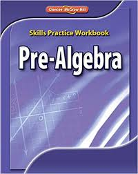 pre algebra skills practice workbook 97 worksheets merrill pre
