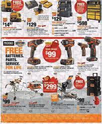 home depot black friday ridgid combos home depot tool chest combo best cabinet decoration