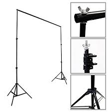 backdrop stand backdrop banner background stand w telescopic crossbar