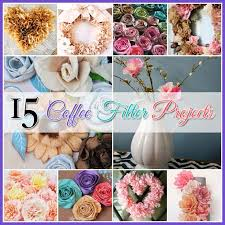 Diy Garden And Crafts - 180 best coffee filters images on pinterest coffee filters
