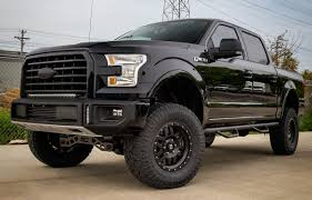 Ford F150 Truck Rims - f 150 blackout package vip auto accessories