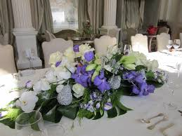 Home Flower Decoration Ideas Floral Arrangements Dining Room Table Dining Room Table Floral