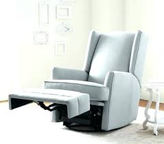 reclining rocking chair for nursery recliner rockers chairs glider