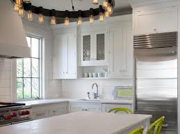 kitchen backsplashes white kitchen furniture with blue tiles for
