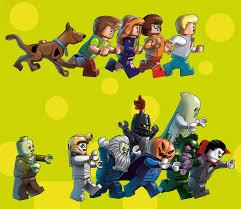 chris barrett lego box art minifigures