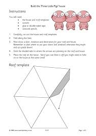 three little pigs writing paper primary design technology resources dt teaching resources library 2 preview