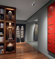designs ideas contemporary asian theme room with solid wood