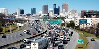 Map Of Atlanta Traffic by Tips For An Effective Commute