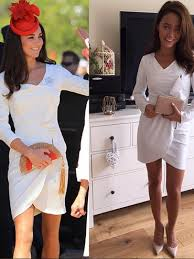 this woman recreates kate middleton u0027s style on a budget flare