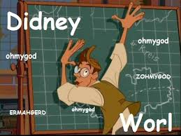Didney Worl Meme - disney memes images milo thatch derp wallpaper and background photos