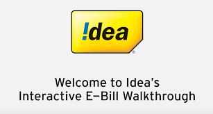 Idea Cellular Bill Desk Idea Mobile Bill Cantech