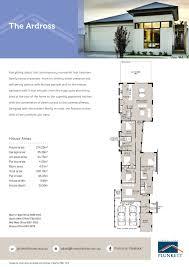 narrow house plans home design ideas