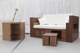 sofa lounge contemporary sofa garden concrete walnut lounge ateliers