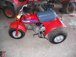 82 atc 70 build honda atv forum