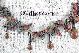 country swags garlands signs