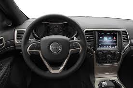jeep grand cherokee interior 2015 2015 jeep grand cherokee price photos reviews u0026 features