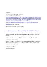 international marketing strategy assignment icm u k