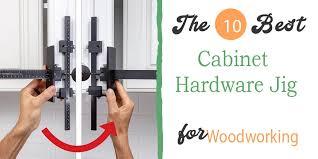 kitchen cabinet door hardware jig best cabinet hardware jig reviews buying guide 2021