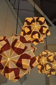 Paper Pendant Lighting Paper Pendant Lighting With Paper Lamp Shade Etsy Boooti Bamboo