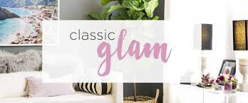 Glam Home Furniture Discover Your Home Decor Personality Classic Glam Apartment Therapy