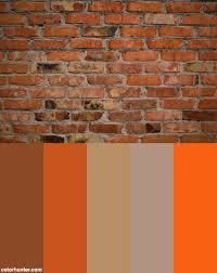 old brick wall color scheme adopt palletes pinterest old