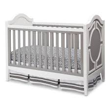 simmons kids hollywood 3 in 1 crib in white grey free shipping