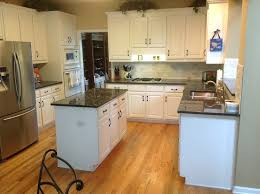 Blue Kitchens With White Cabinets Blue Pearl Granite Countertops Bring Luxury And Beauty To Your