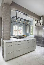 adding an island to an existing kitchen suspendu canar ich480a04 orb30 columns bricks and kitchens