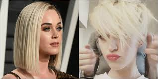 bob cut hairstyle front and back 30 best celebrity haircuts of 2017 u2014 celebrity hair makeovers