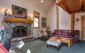serene lake tahoe mountain cabin retreat