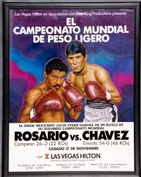 boxing u2013 wba lightweight title u2013 champ edward rosario vs julio