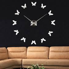 online get cheap 3d wall sticker golden butterfly aliexpress com