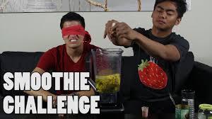 Challenge Wassabi Productions Smoothie Challenge