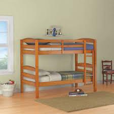 Rails For Bunk Beds Wood Bunk Bed Home Furniture Indoor Bedroom Ladder Sleeper