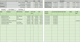 Farm Record Keeping Spreadsheets by Record Keeping Spreadsheet Templates Bookkeeping Spreadsheets