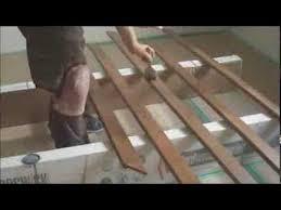 hardwood floor nosing installation how to put top coats staining