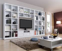 Built In Bookcases With Tv 30 Wonderful Bookcases With Tv Space Yvotube Com