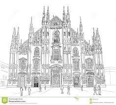 milan cathedral floor plan milan cathedral stock illustrations 244 milan cathedral stock