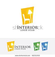 home interior brand home interior vector logo template stock vector hd royalty free