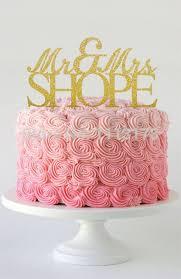 aliexpress com buy personalized mr u0026 mrs gold glitter cake