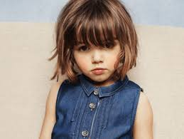 haircuts shorter in the front 10 attractive haircuts for your baby girl babygogo